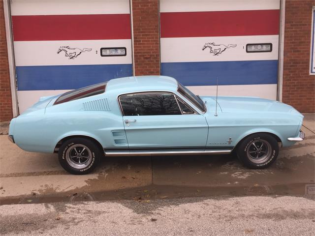 Picture of 1967 Ford Mustang located in Willoughby  Ohio - $41,500.00 Offered by  - P4I3