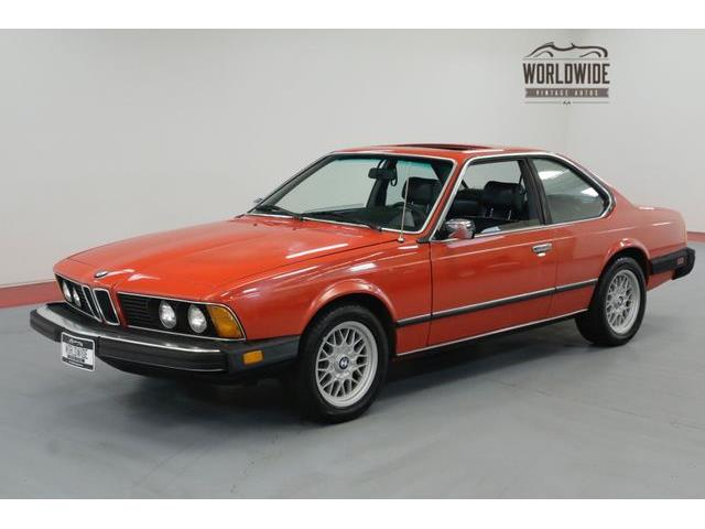 Picture of '82 6 Series - P4IG
