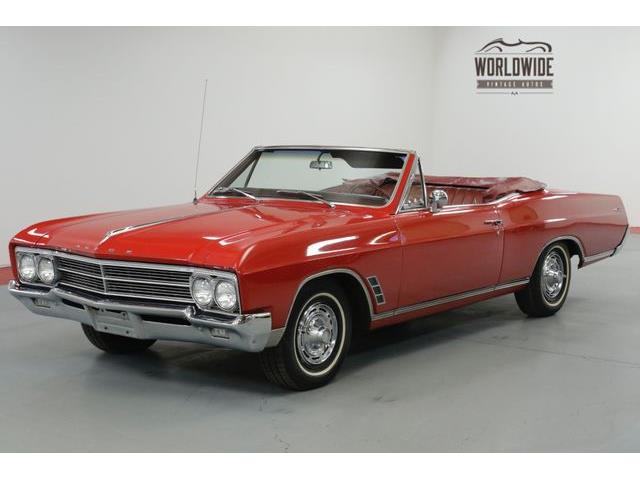 Picture of Classic 1966 Buick Convertible Offered by  - P4IK