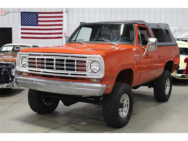 Picture of '76 Ramcharger - P4IS