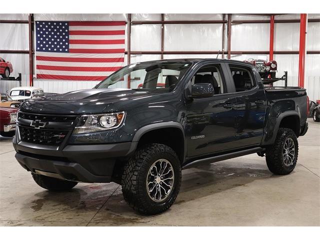 Picture of 2018 Chevrolet Colorado - P4IX