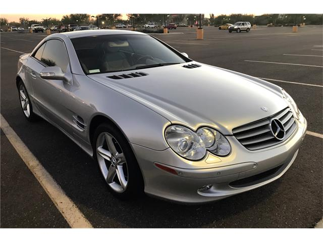Picture of '03 SL500 - P4J9