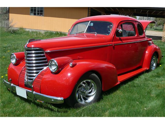 Picture of '38 2-Dr Sedan - P4JD