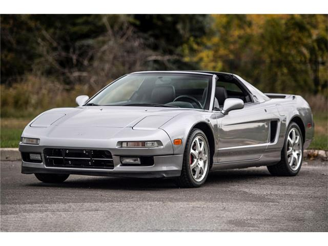 Picture of '01 NSX-T - P2YD