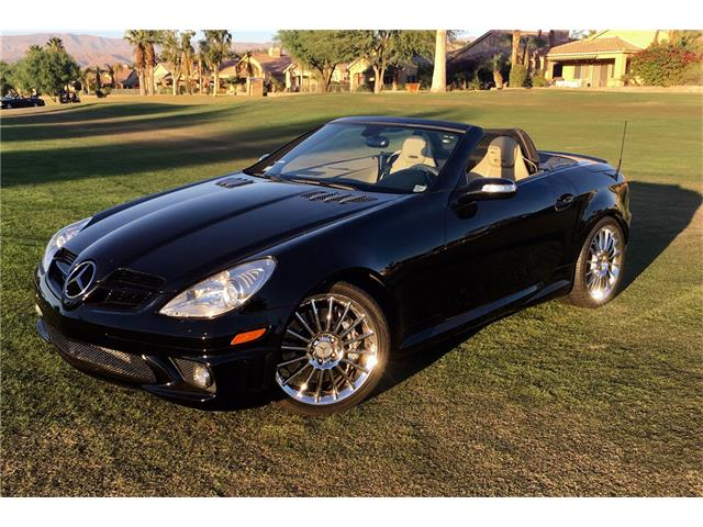 Picture of '07 SLK-Class - P4JW