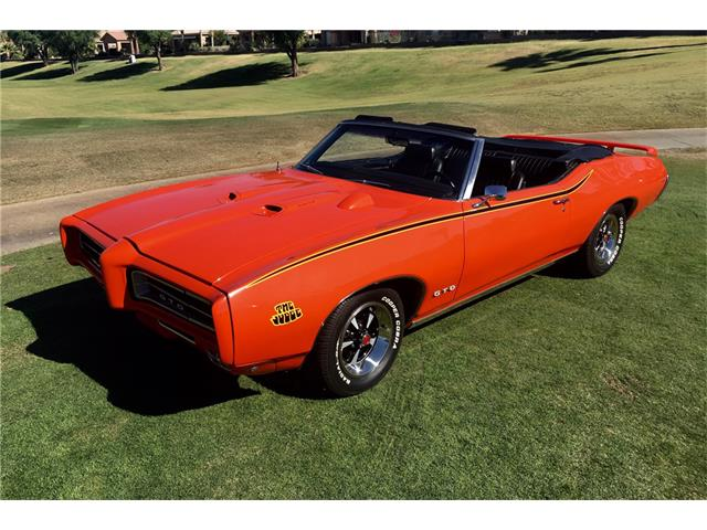 Picture of '69 GTO (The Judge) - P4KF