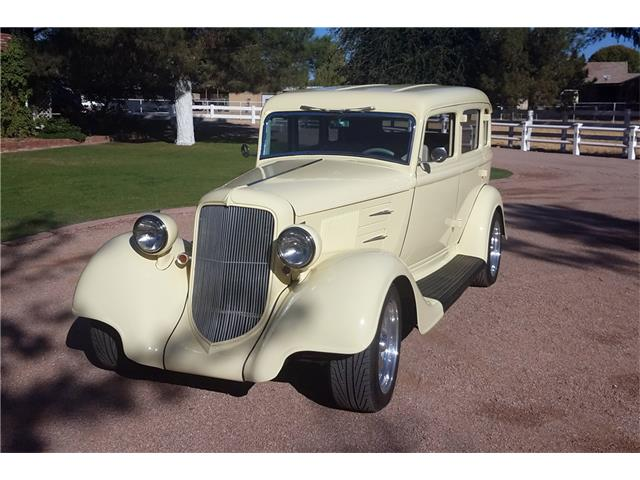 Picture of '34 2-Dr Coupe - P4KI