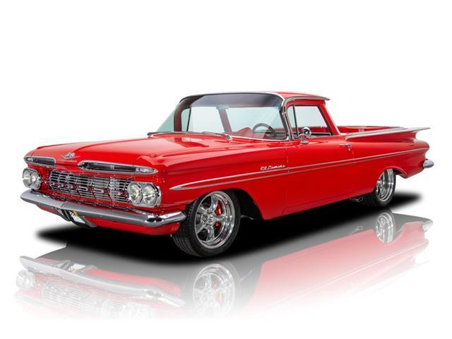 Picture of 1959 Chevrolet El Camino located in North Carolina - $119,900.00 - P4KY