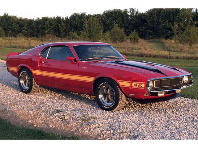 Picture of '70 Mustang - P4LD