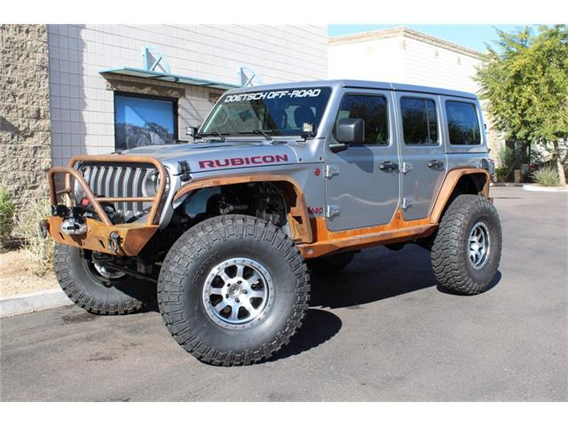 Picture of '18 Wrangler located in Arizona Offered by  - P4LI