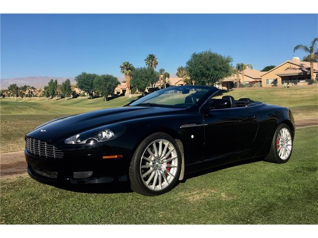 Picture of '06 DB9 - P4LL