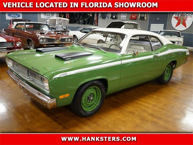 Picture of '72 Duster - P4MG