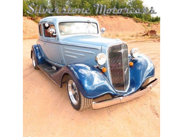 Picture of '34 5-Window Coupe - P4MS