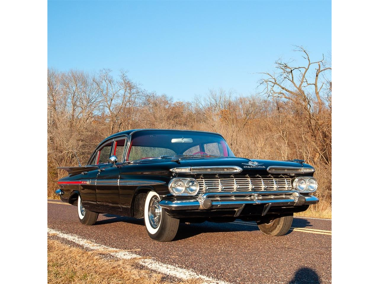 Large Picture of '59 Impala - P4N0