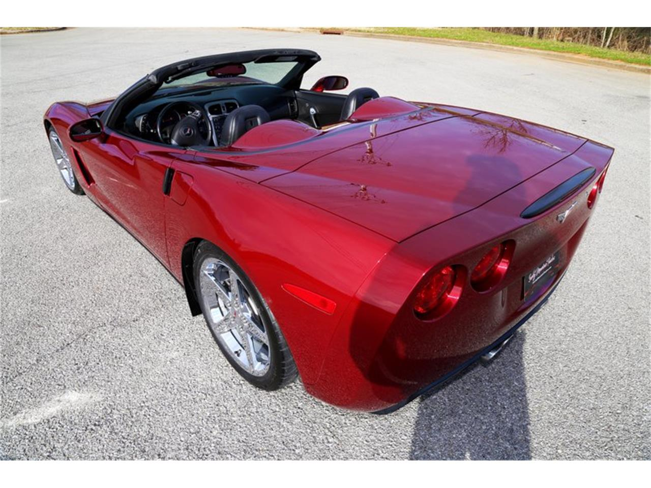 Large Picture of '07 Corvette - P4N2