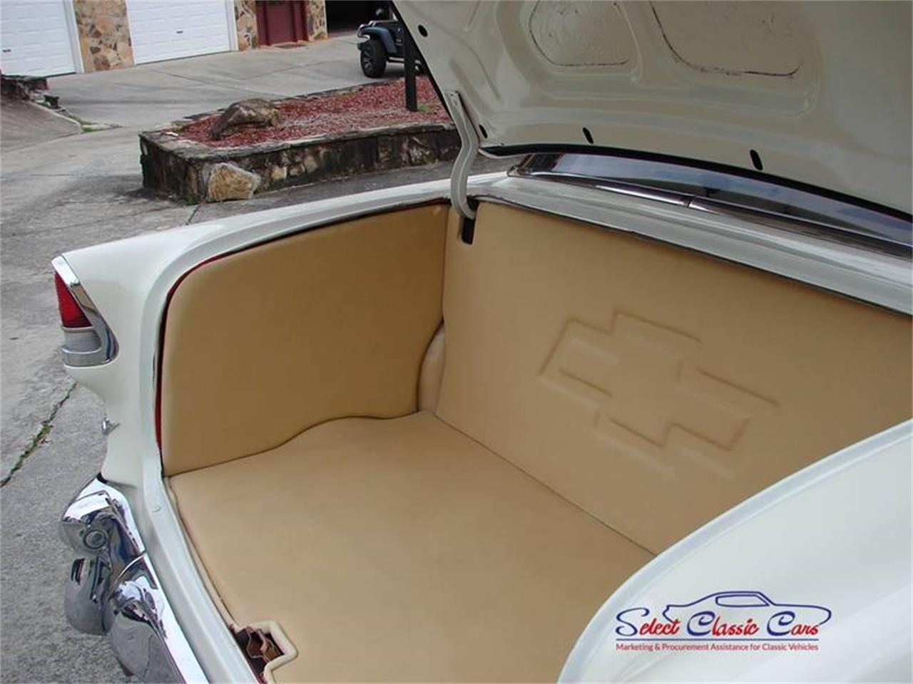 Large Picture of '55 Bel Air - P4N4