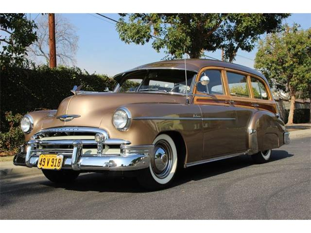Picture of '50 Styleline Deluxe - P4N8