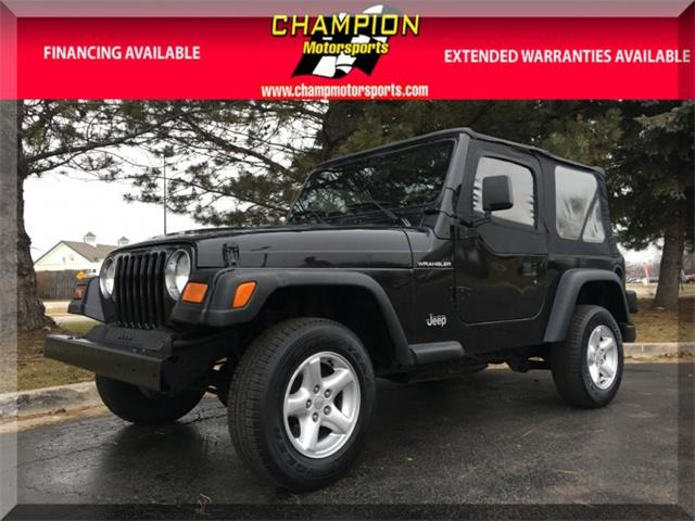Picture of '97 Wrangler - P4N9