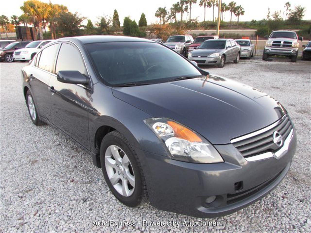 Large Picture Of 07 Nissan Altima Offered By Auto Express P4na