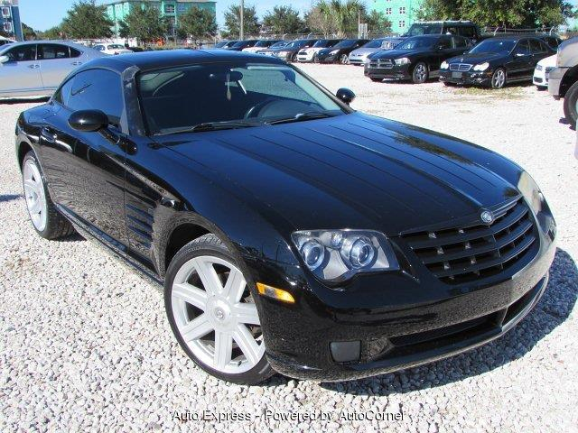 Classic Chrysler Crossfire For Sale On Classiccars Com