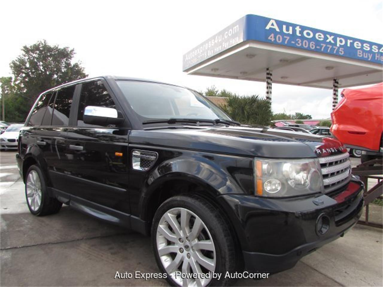 2008 Land Rover Range Rover Sport For Sale Classiccars