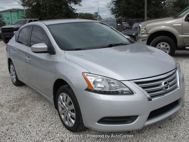 Picture of '14 Sentra located in Orlando Florida Offered by  - P4NL