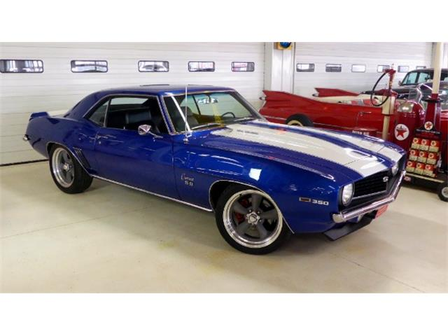 Picture of Classic 1969 Chevrolet Camaro located in Ohio - P4NO