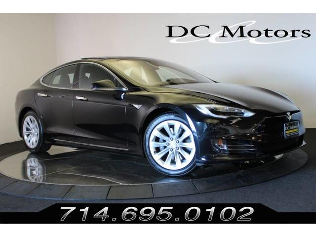 Picture of '16 Model S - P4NX