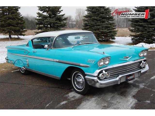 Picture of '58 Impala - P4O3