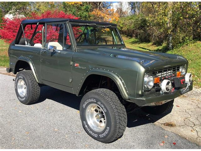 Picture of '69 Bronco - P4P7