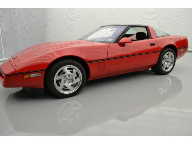 Picture of '90 Corvette - P4PB
