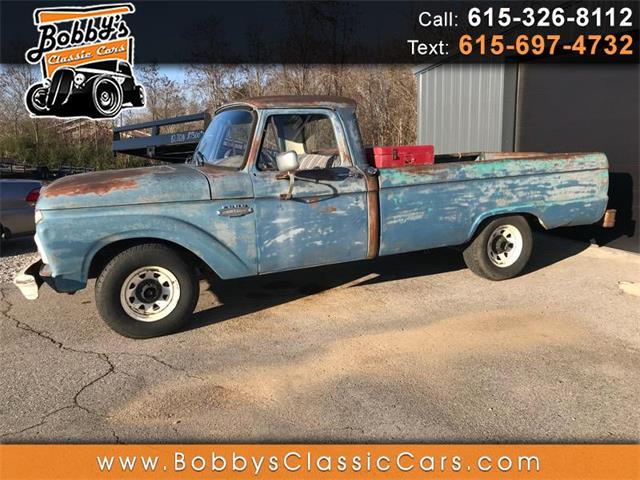 Picture of 1966 Ford F100 located in Tennessee - $3,995.00 Offered by  - P4PP
