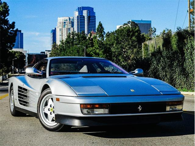Picture of '91 Testarossa - P4PX