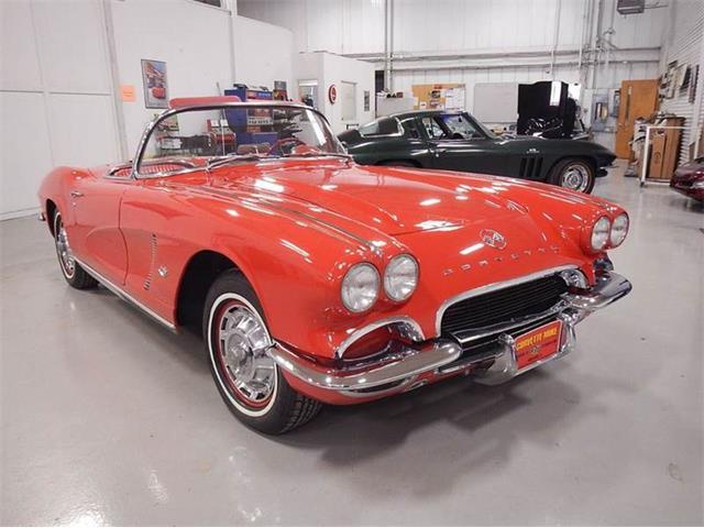 Picture of '62 Corvette - P4Q2