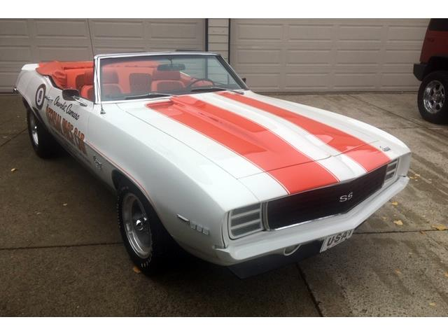 Picture of '69 CAMARO INDY PACE CAR - P2Z1