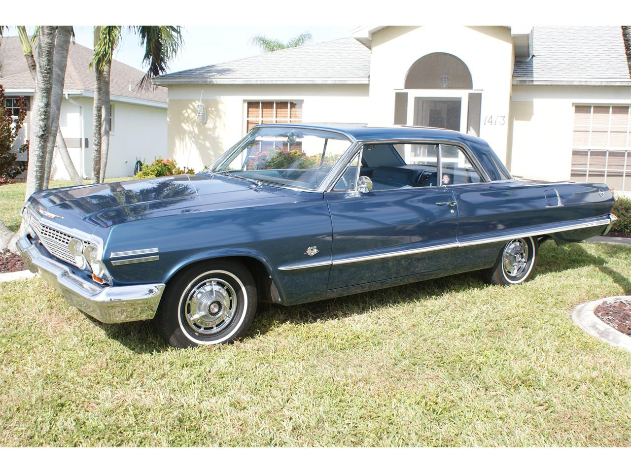 Large Picture of '63 Impala located in CAPE CORAL Florida - P4QR