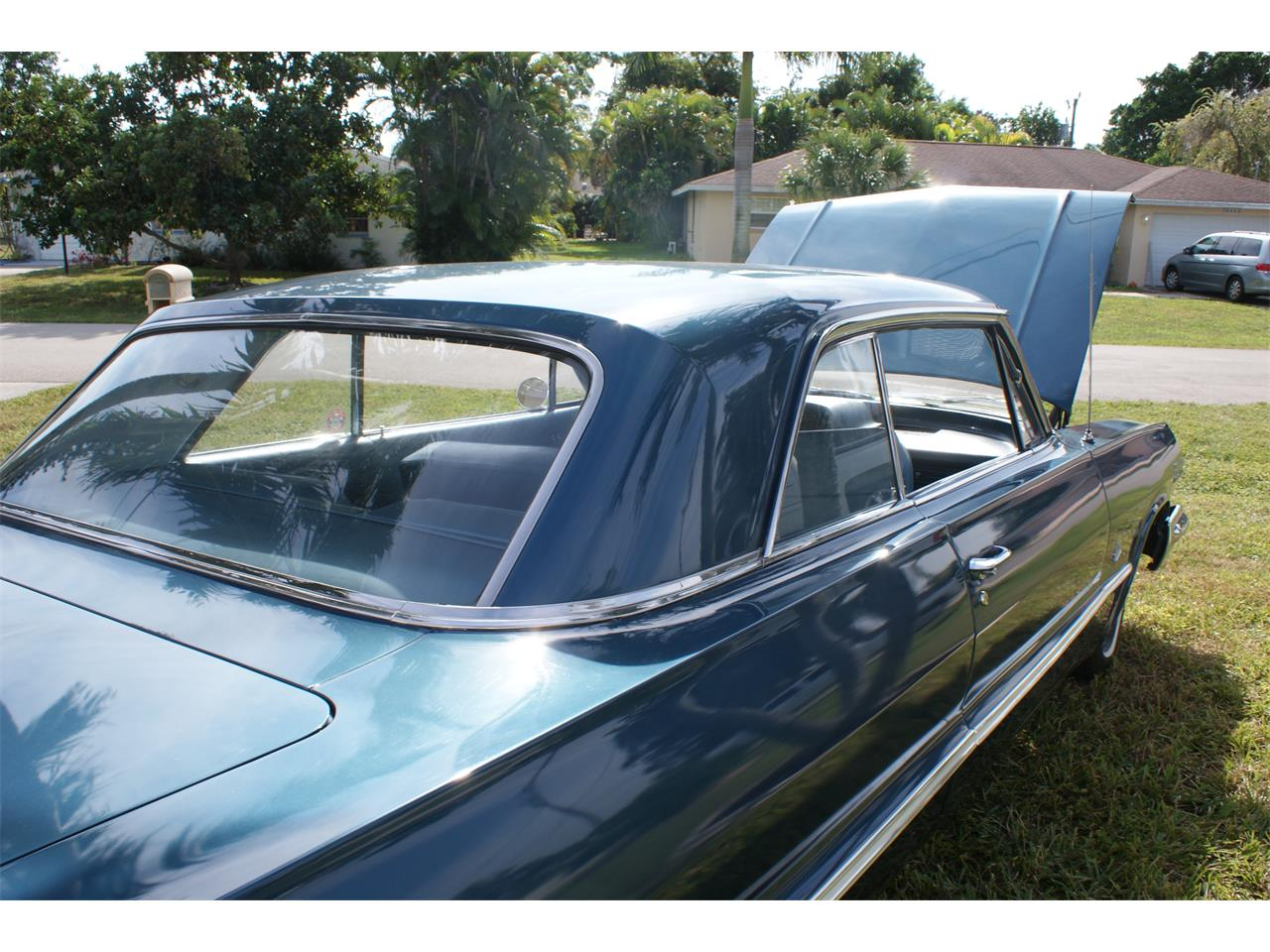 Large Picture of 1963 Chevrolet Impala located in Florida - $47,900.00 - P4QR