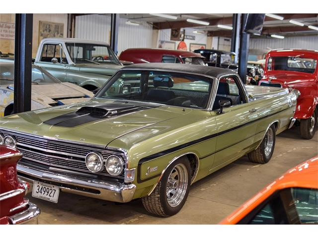 Picture of '68 Ranchero - P4QS