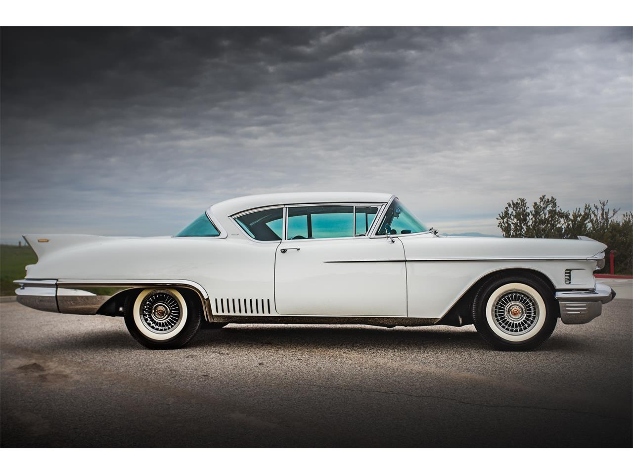 Large Picture of Classic '58 Cadillac Eldorado - $67,900.00 Offered by Radwan Classic Cars - P4QT