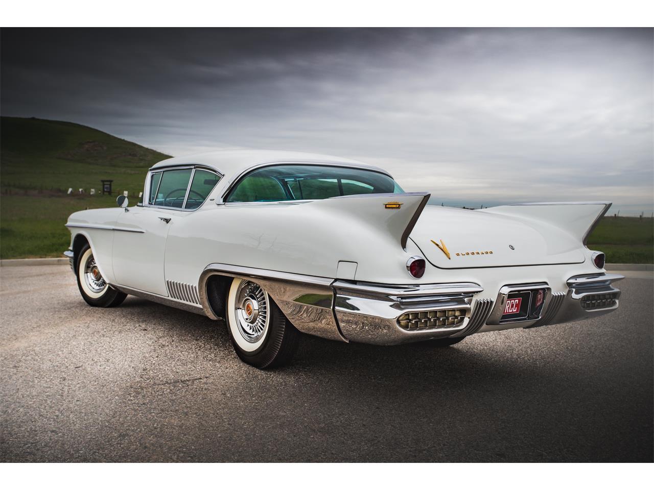 Large Picture of Classic '58 Eldorado - P4QT