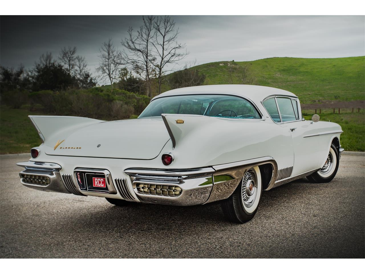 Large Picture of 1958 Cadillac Eldorado located in Irvine California - $67,900.00 Offered by Radwan Classic Cars - P4QT