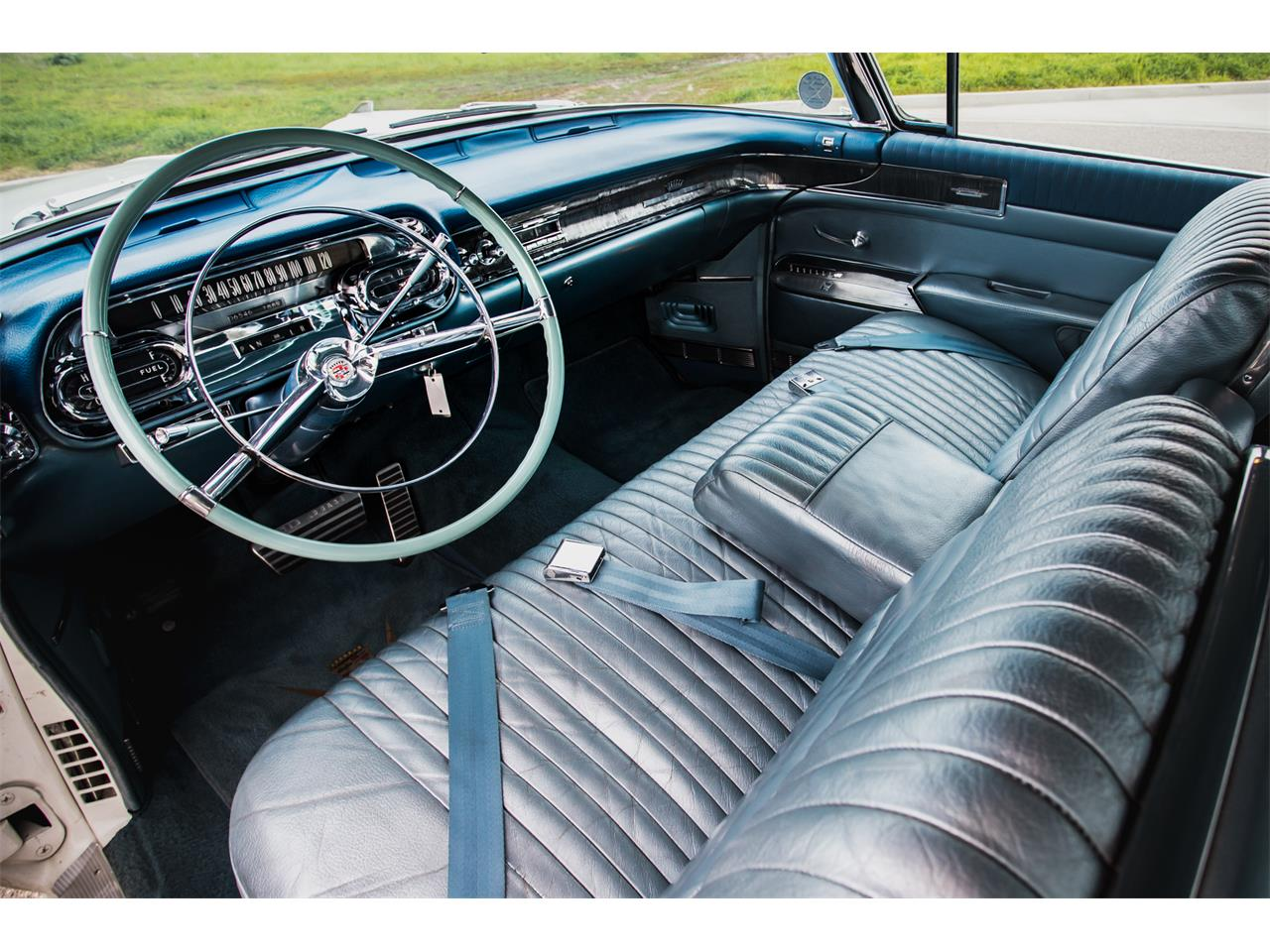 Large Picture of Classic '58 Cadillac Eldorado located in California - $67,900.00 Offered by Radwan Classic Cars - P4QT