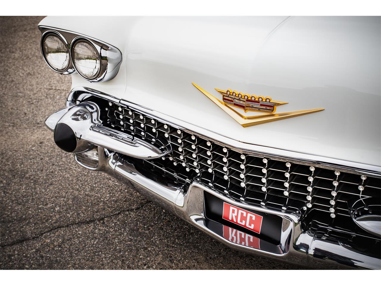 Large Picture of 1958 Cadillac Eldorado located in Irvine California - P4QT