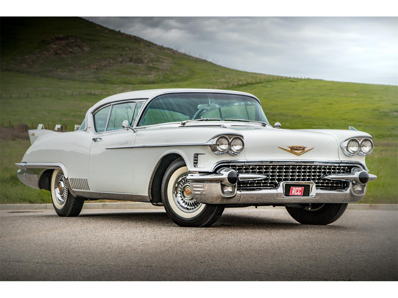 Large Picture of Classic '58 Eldorado located in California - $67,900.00 Offered by Radwan Classic Cars - P4QT