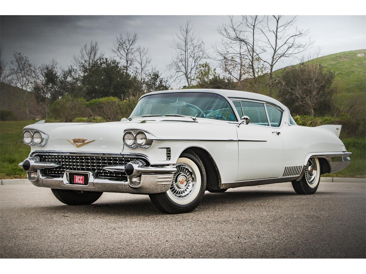 Large Picture of Classic 1958 Eldorado located in Irvine California Offered by Radwan Classic Cars - P4QT