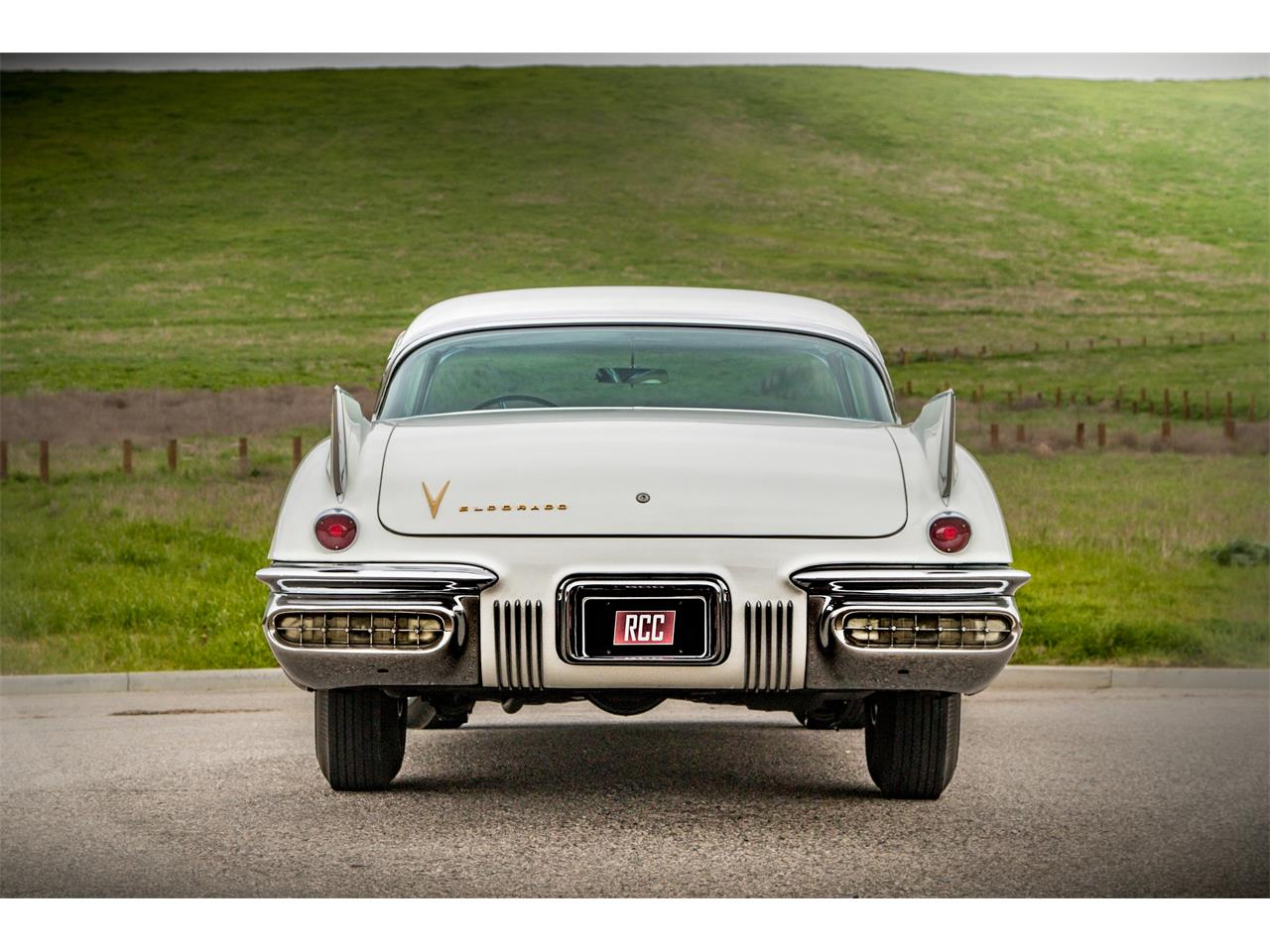 Large Picture of Classic '58 Cadillac Eldorado located in California Offered by Radwan Classic Cars - P4QT