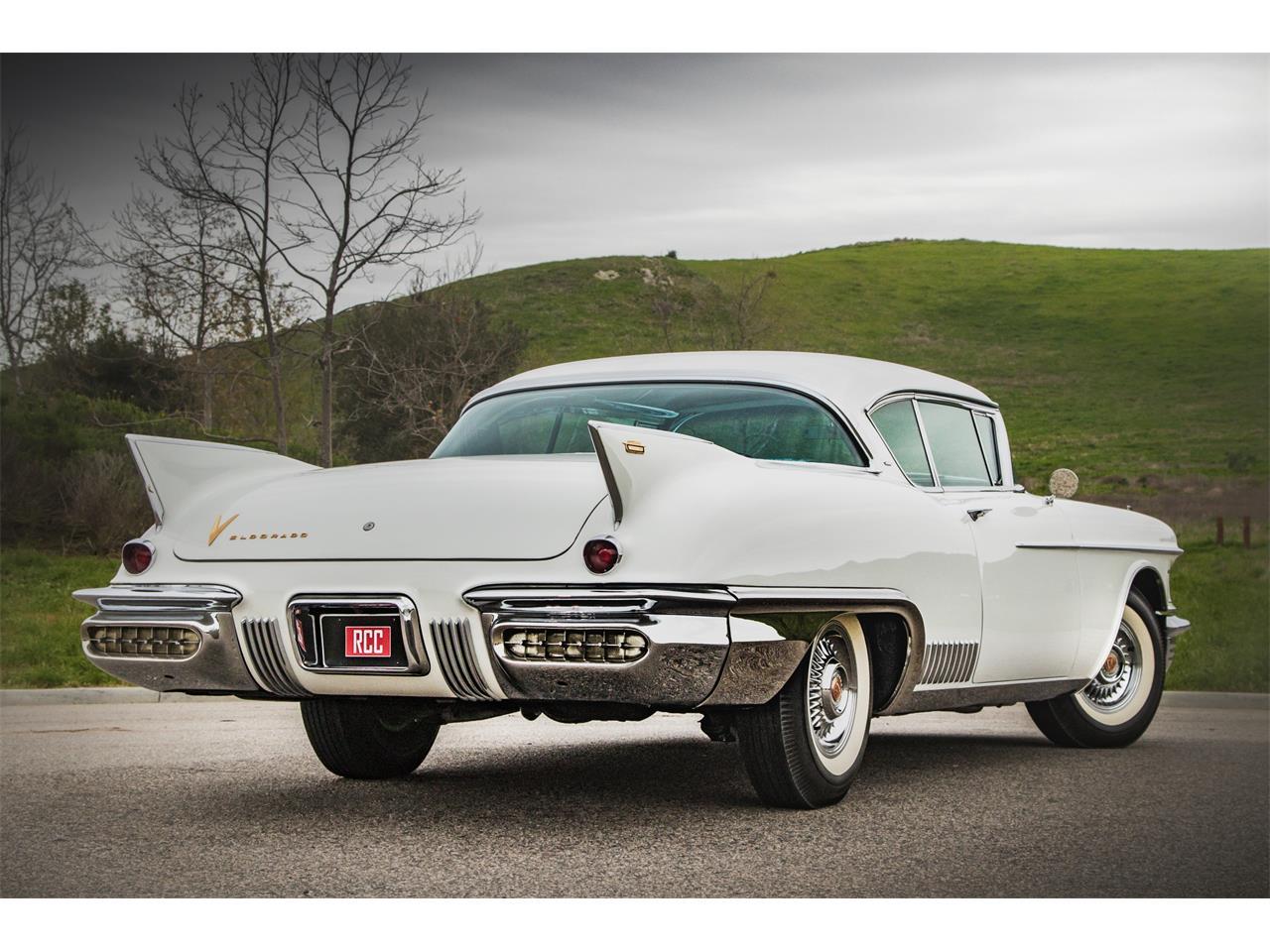 Large Picture of Classic 1958 Cadillac Eldorado - P4QT