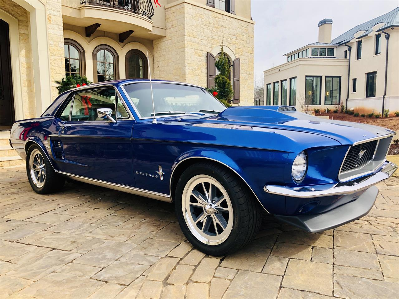 Large Picture of '67 Mustang - P4R2