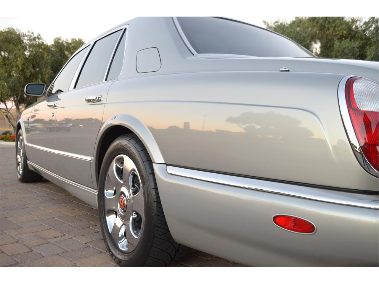 Large Picture of '01 Arnage - P4R5