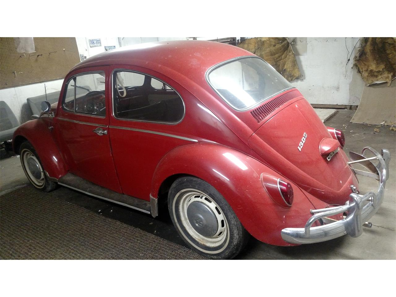 Large Picture of '66 Beetle - P4RA